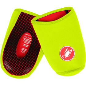 Castelli Toe Thingy 2 Teenkap, yellow fluo